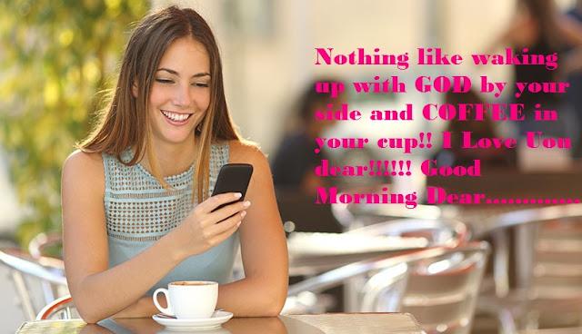 Flirting Day Good Morning Whatsapp Status DP