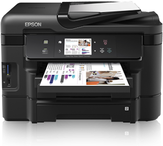 Download Epson WorkForce WF-3540DTWF drivers