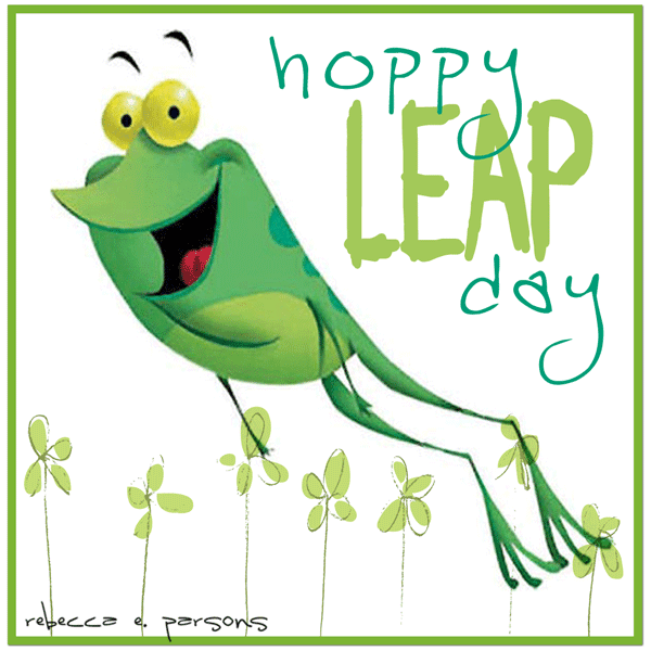 Happy Leap Day (or, Happy Exempt Employees Work Free Day