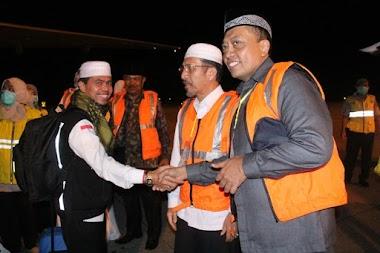 Sudah 16 Kloter Jemaah Haji Debarkasi Padang Mendarat di BIM