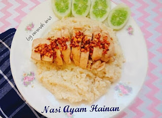 Resep Nasi Ayam Hainan By @dee_devina