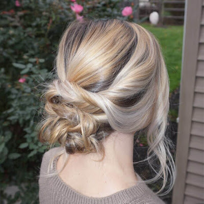 Latest Simple Prom Hairstyles and Super Easy Prom Haircuts