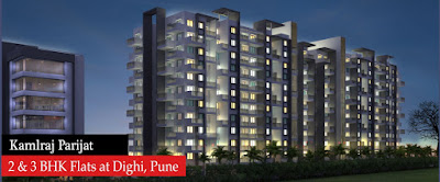 1 Bhk Flat In Dighi At Kamalraj Parijat