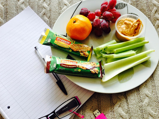Healthy Revision Snacking
