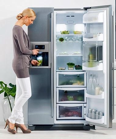 Sử dụng tủ lạnh mới mua sao cho an toàn