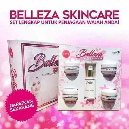 Belleza skin care murah