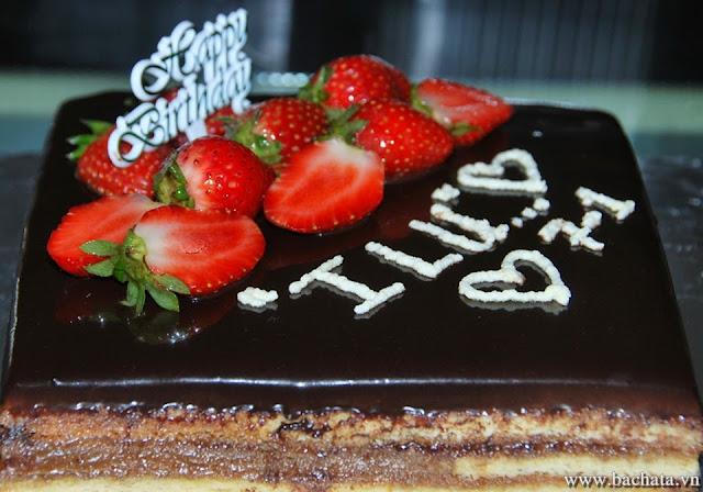 Bánh sinh nhật Opera