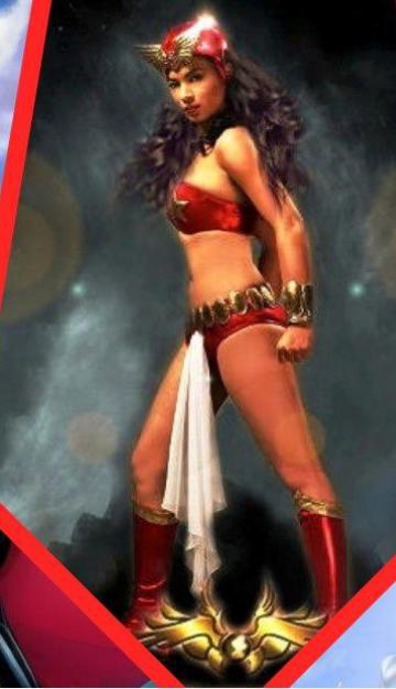 Can Angel locsin darna long time