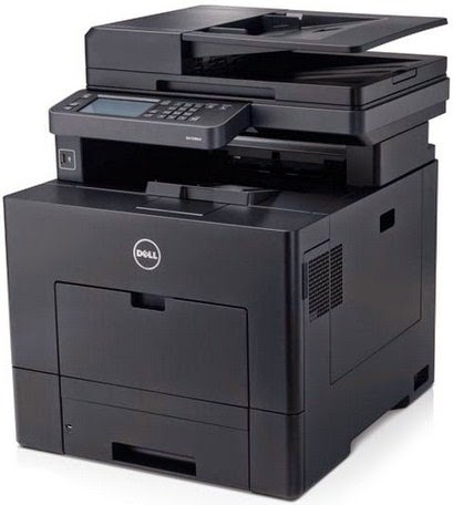 Dell C3765dnf Colour Laser Printer Drivers Download