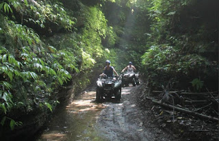 ATV Ride Ubud Bali Adventure