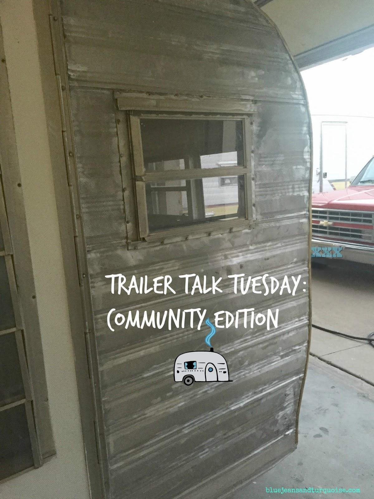 Blue Jeans and Turquoise: Trailer Talk Tuesday: Community