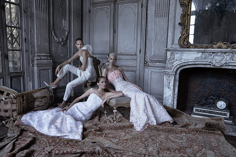 Dior New Couture by Patrick Demarchelier from Cool Chic Style Fashion