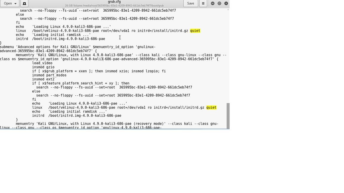 vultr安装kali linux 折腾手记