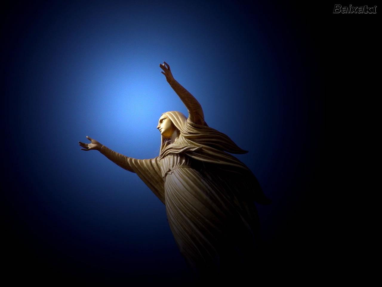 Se Eu Curvar Meu Corpo Na Dor Me A Frases Nossa: Memórias Para Sempre: Nossa Senhora... Cuida Do Meu Coração