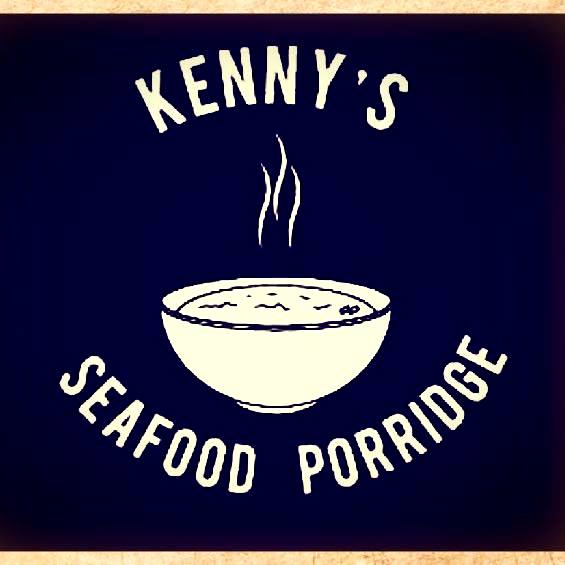 Kenny's Seafood Porridge