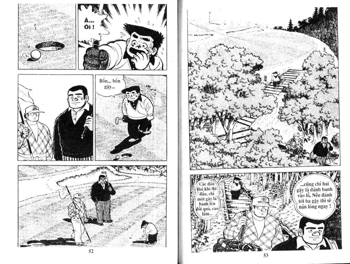 Ashita Tenki ni Naare chapter 16 trang 25