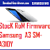 StocK RoM Firmware Samsung  A3 SM-A310Y