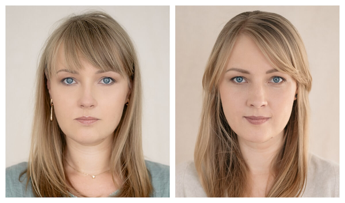 Photographer Captured 33 Women Before And After They Became Mothers (Interview)