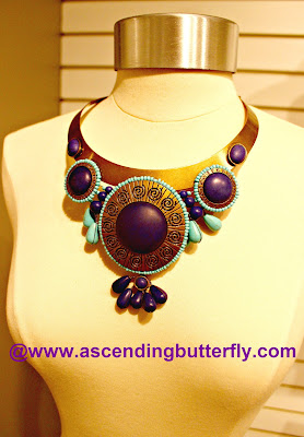Western Chic Collection, Statement Necklaces, Southwestern Jewelry, Indian Inspired Jewelry, Fantasy Jewelry, Costume Jewelry, Press Preview of Countess LuAnn de Lesseps Countess Jewelry Collection in New York City