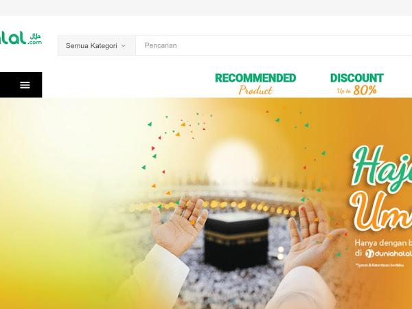 Jual Beli Halal bersama Duniahalal.com