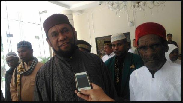 Raja Salman Undang 30 Tokoh Adat Papua Naik Haji