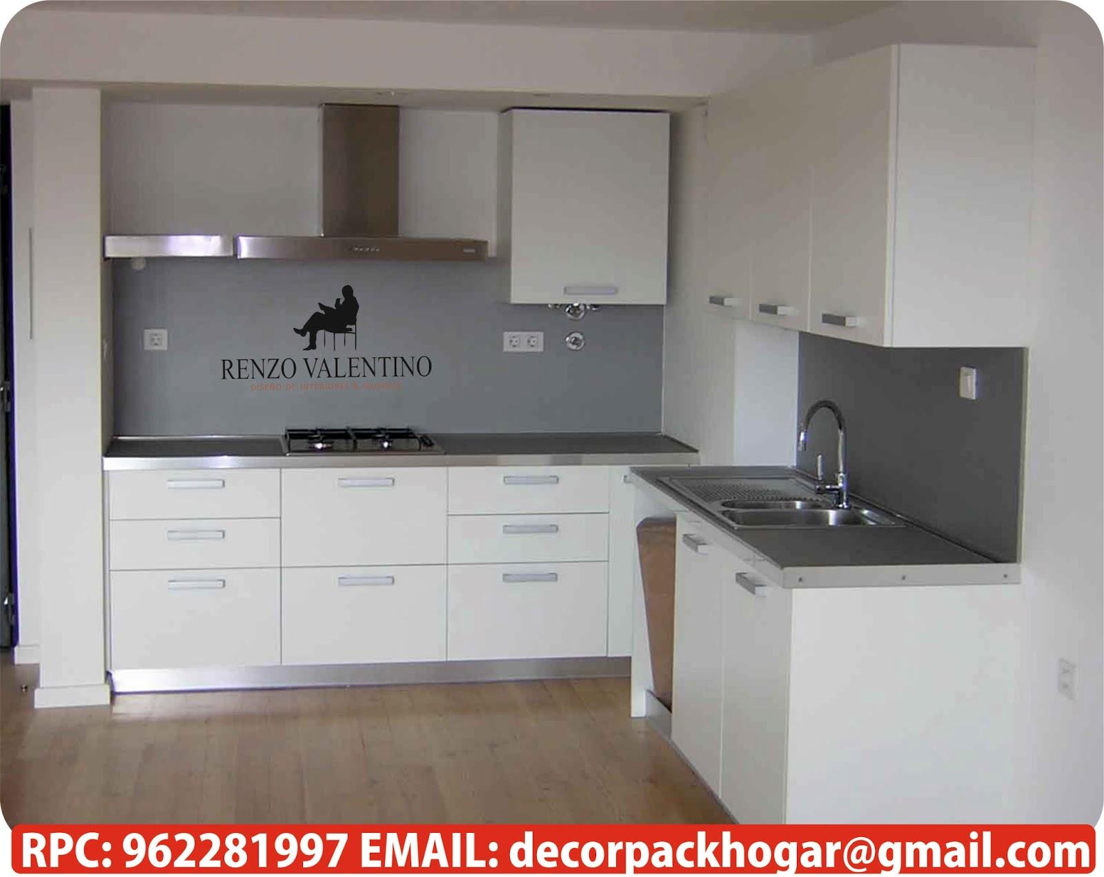 Dise os fabricacion de closet cocina y muebles de oficina rpc 962281997 m s de 10 modelos de for Muebles cocina completa