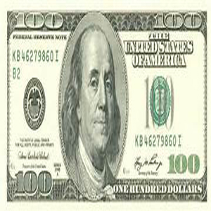 the dollar stretcher, dollar, one hundred dollars