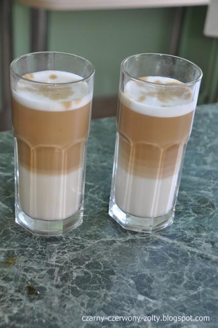 """""""Kulinarna Środa""""- Karmelowe Latte warstwowe"""