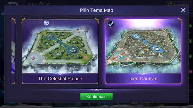 Keren Banget Mobile Legends Sekarang Suda Full HD Map Baru Monster Baru 11