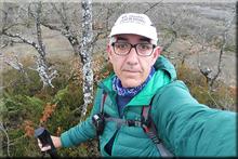 Mendizorrotz mendiaren gailurra 810 m. - 2018ko urtarrilaren 5ean