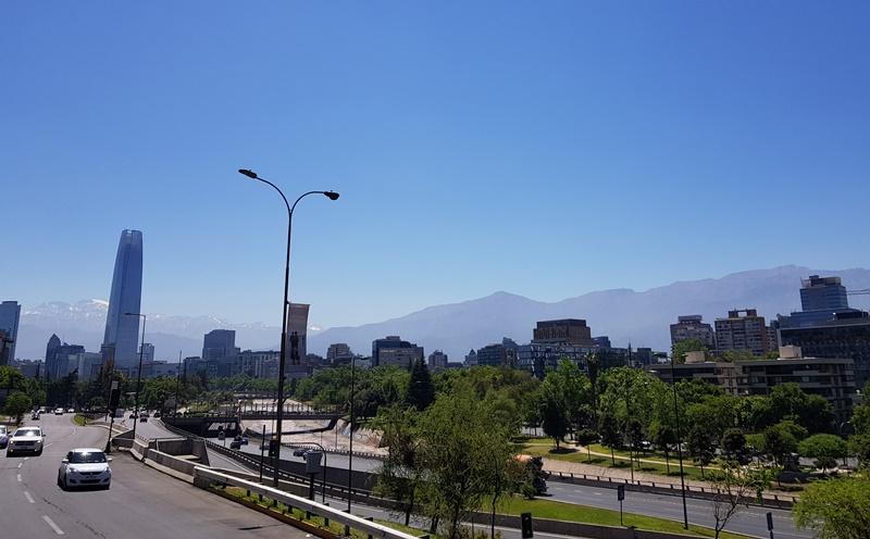 Santiago: dicas para sair do aeroporto