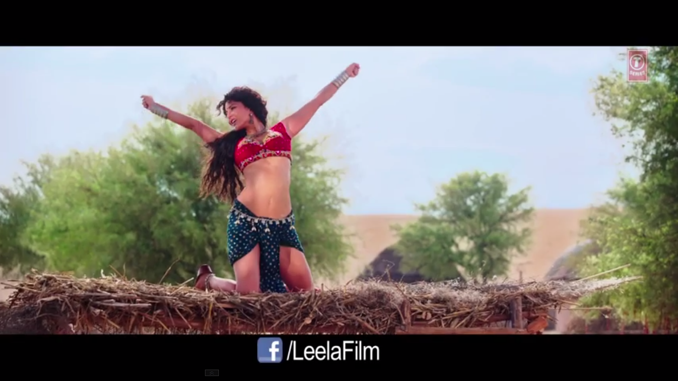 hot and sexy song Desi look