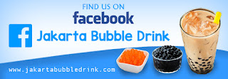 Find Us On Facebook Jakarta Bubble Drink Powder