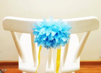 cadeiras decoradas para a festa de casamento