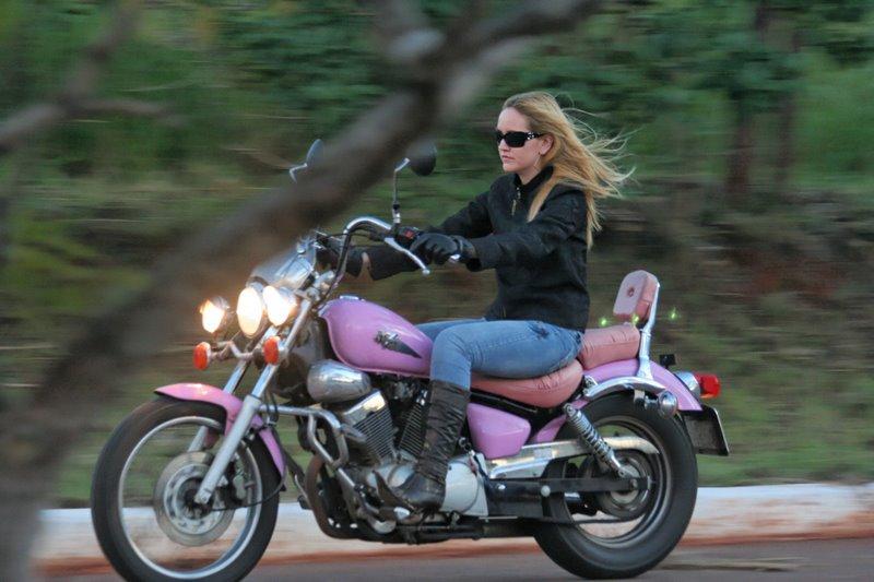 Honda Dirt Bike And Pink On Sale