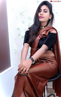 Priya Augustin in saree amazing cute beauty hq .xyz Exclusive Pics 006