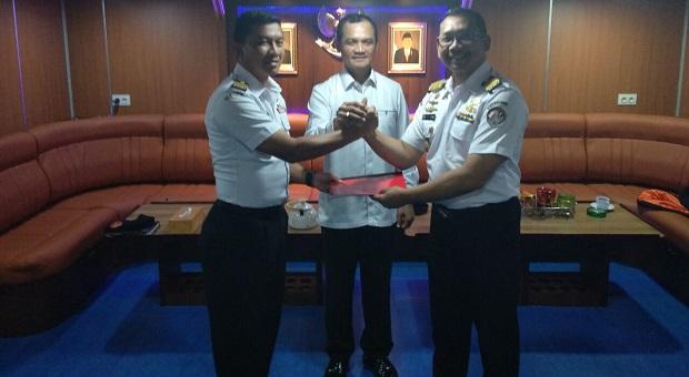AKBP Capt Nyoto Saptono Jadi Komandan Tj. Datu-1101