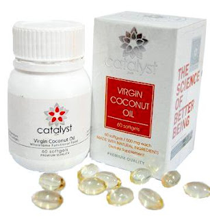 VIRGIN COCONUT OIL CATALYST