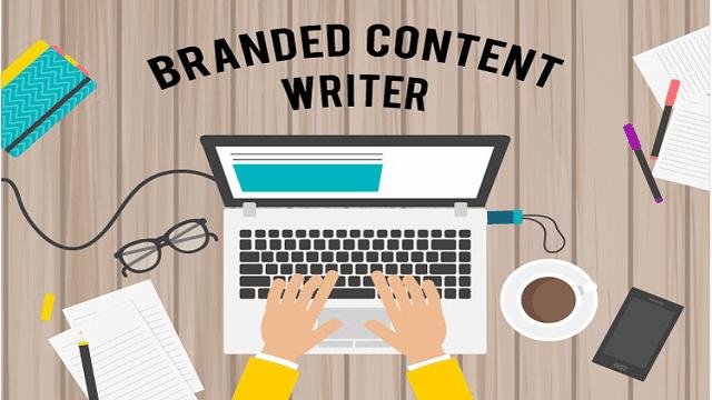 Menjadi seorang content writer juga bisa dijadikan sebagai profesi utama