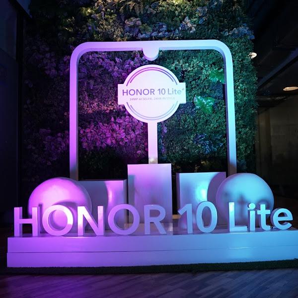 HONOR 10 Lite,  Smartphone Canggih Kaum Milenial