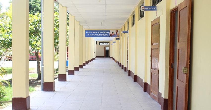 Denuncian inoperancia de la DRE San Martín ante posible cierre del Pedagógico de Moyobamba