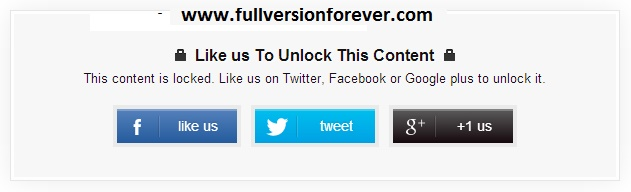 Social content Locker how to add content locker into blog not on custom domain.
