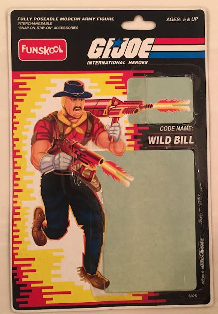 2001 Funskool Wild Bill