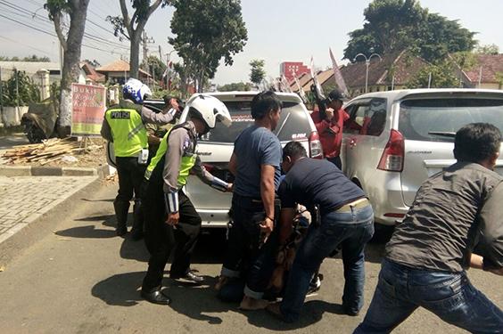 Gagal Beraksi 2 Perampok di Bekuk Pihak Kepolisian