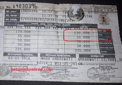 denda pajak mobil dan motor