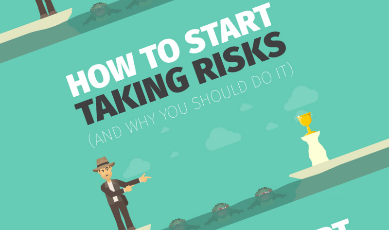 Take A Risk: The Odds Are Better Than You Think - #infographic