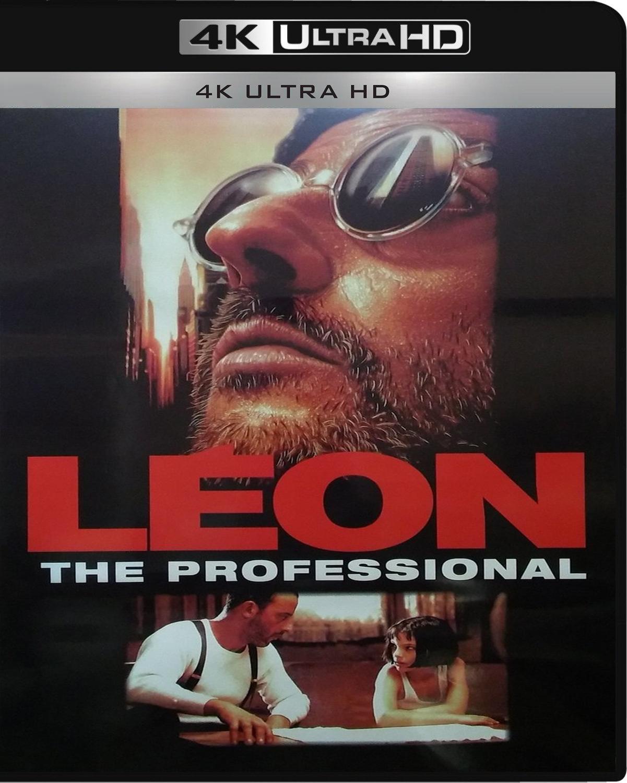 Leon [1994] [2IN1] [UHD] [2160p] [Subtitulado]
