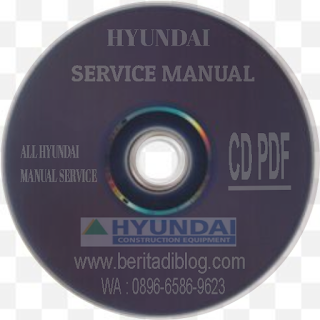 Service manual  Hyundai
