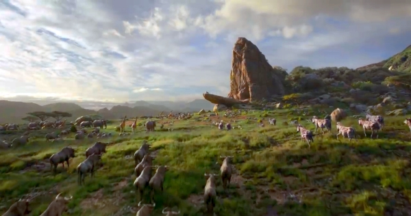 watch  the lion king  2019  movie trailer cast production