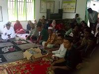 Kegiatan Reses Bpk Sahrifin di Kecamatan Satui
